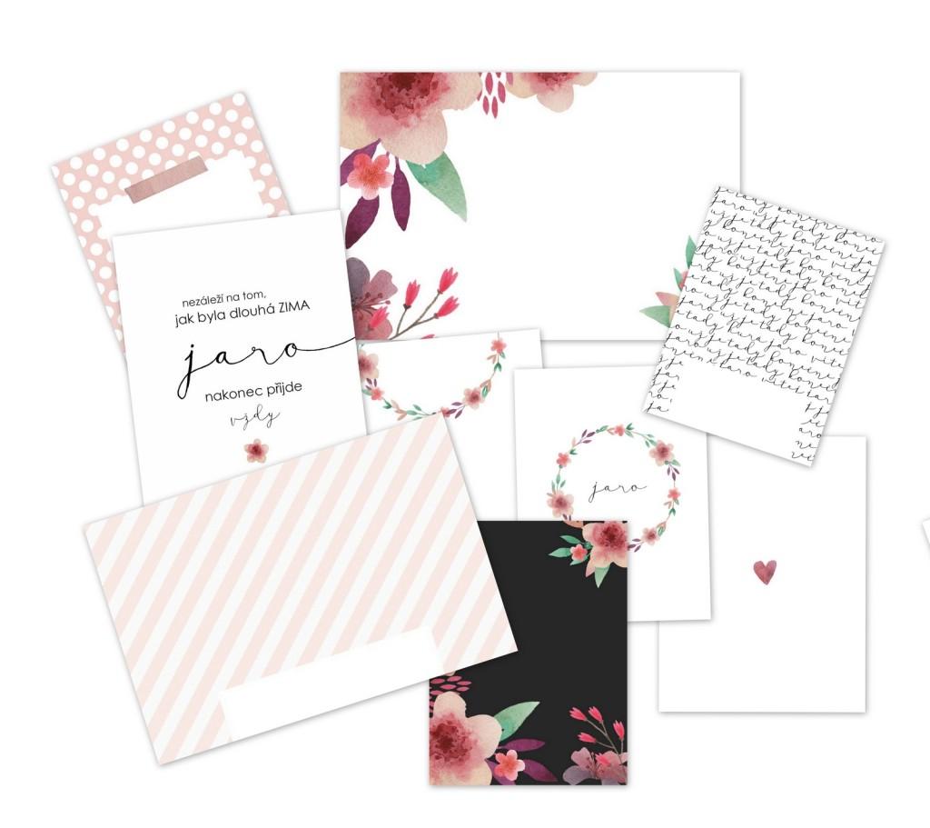 SPRING free cards_lucie sindelkova